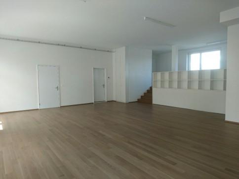 Modernes Loft-Atelier mit Kochnische und Bad