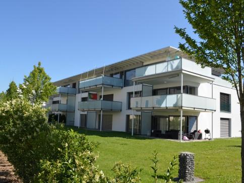 Modernes Wohnen im Eigentumsstandard