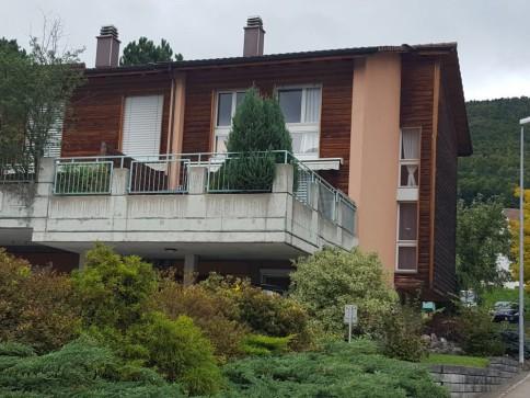 Moutier - belle maison de 5.5 pces sur les hauteurs de la ville