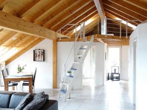 Nachmieter für eine 3.5 Zimmer Dachwohnung