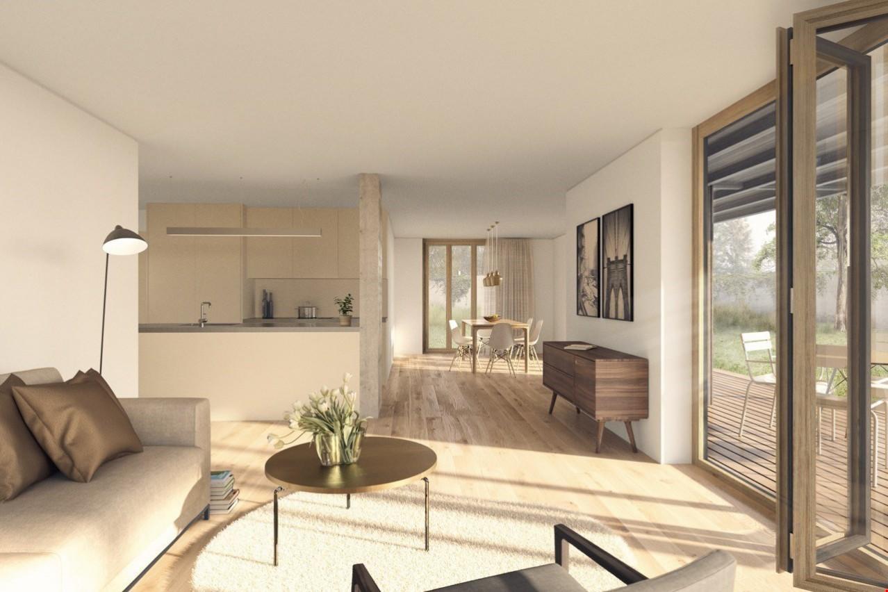 Neubau Mehrfamilienhaus mit 5 Wohnungen in Riehen - ImmoScout24
