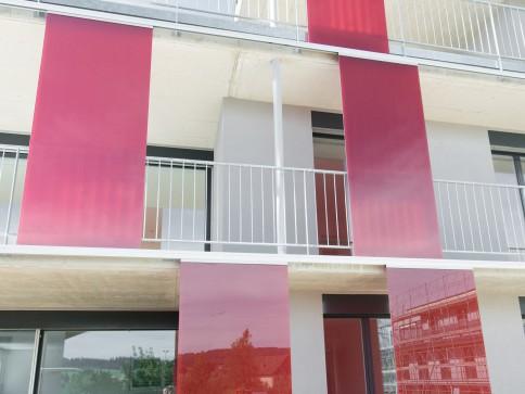 Neue, sehr helle, sonnige 3,5-Zimmer-Attikawohnung (2. OG)
