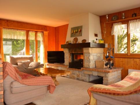 Notre offre d'automne : chalet avec 2 appartements séparés
