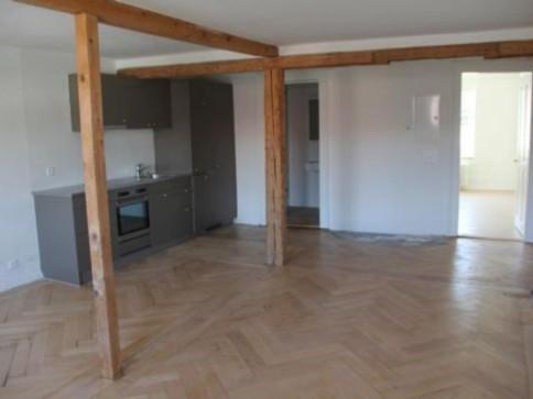 Renovierte 3.5 Zi-Wohnung