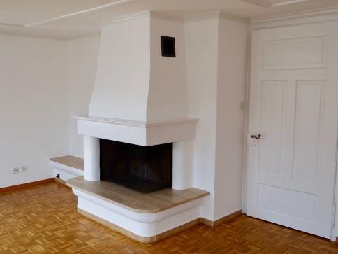 Renovierte 4 Zi-Wohnung m. Cheminèe 300m z. KSSG St.Gallen