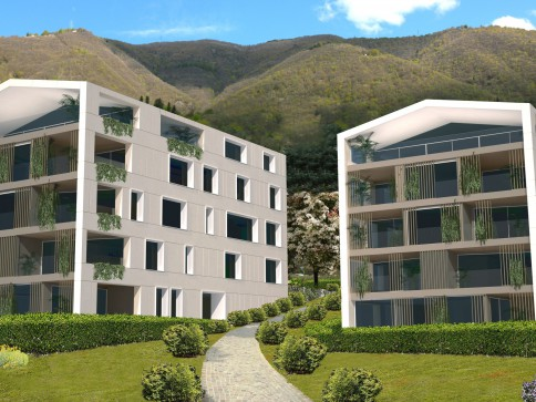 Residenza 651 a Muralto: 3.5 locali