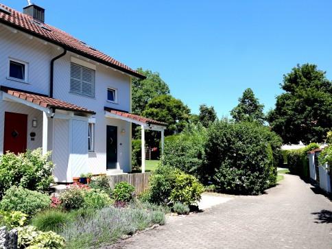 Ruhe, Sonne, Gartenplatz: Hier will ich wohnen