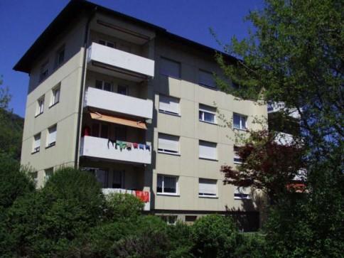 ruhige, helle 4 1/2-Zimmer-Wohnung in AU