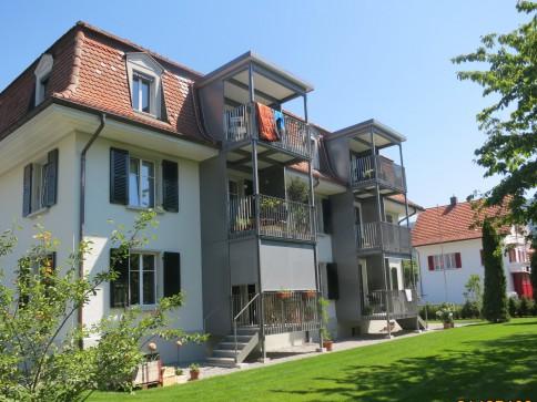 Schöne 3.5-Zimmerwohnung im Grünen mitten in Thun
