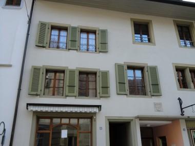 Schöne 3-Zimmer-Wohnung im Herzen der Altstadt Zofingen