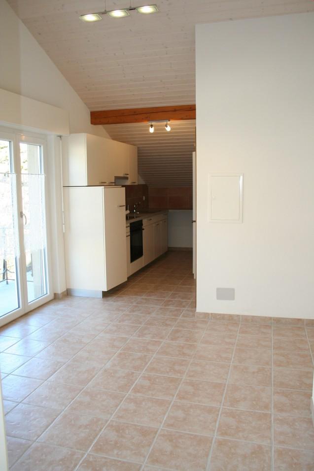 Spacieux 1 5 pi ce dans maison de 2 appartements immoscout24 for Appartement dans maison