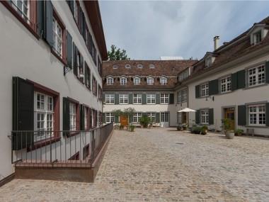 Stilvolle Wohneinheit im historischen Andlauerhof in der Altstadt