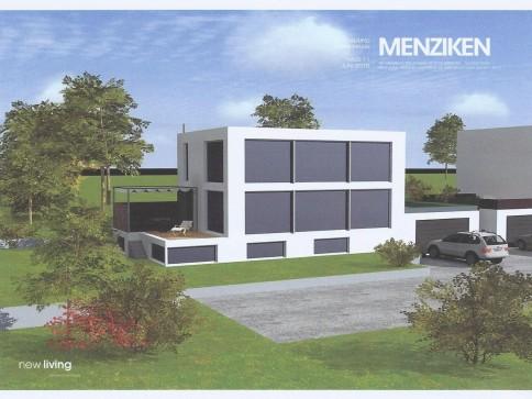 """Supermoderner Wohnpark """"Sonnenrain"""" in Menziken entsteht"""