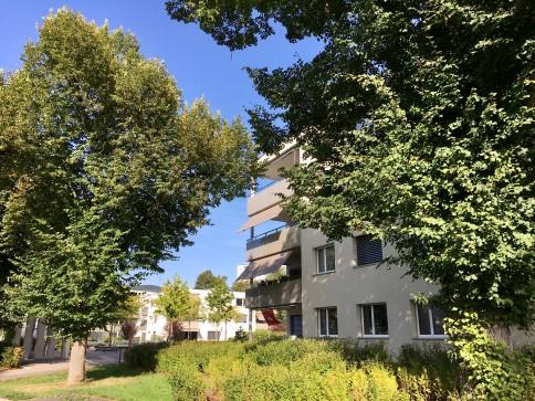 Tolle 3 1/2 Zimmer-Wohnung mit super Balkon und vielen Extras