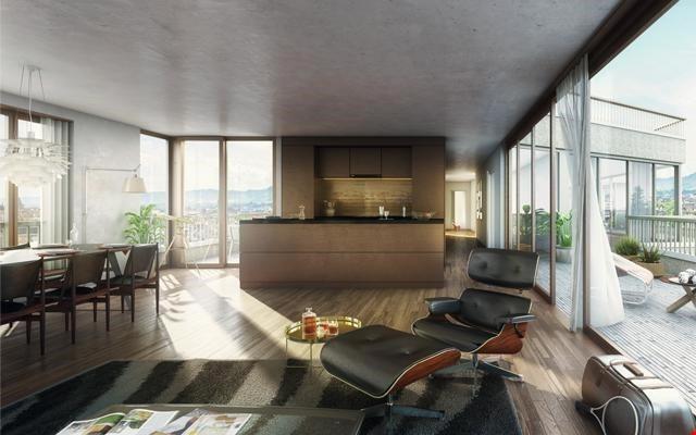 Top Moderne 4.5 Zimmer Eigentumswohnung Im Herzen Von Zürich   ImmoScout24