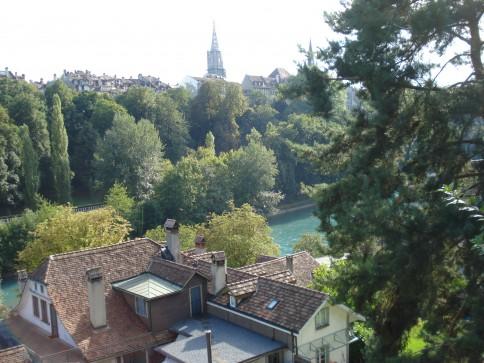 Traumhaft wohnen mit Blick auf die Berner Altstadt und die Aare