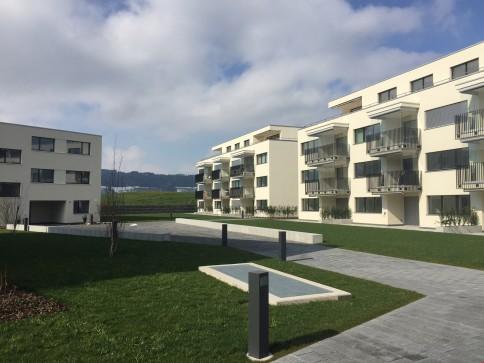 Traumhafte Attika-Wohnung mit Seesicht