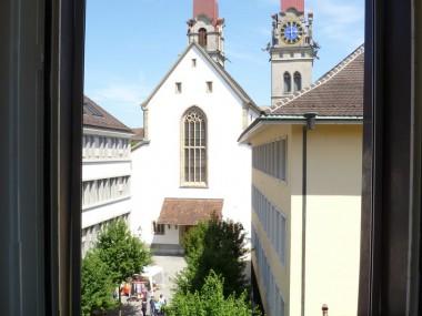 WG-Zimmer in wunderschöner Wohnung über den Dächern der Altstadt