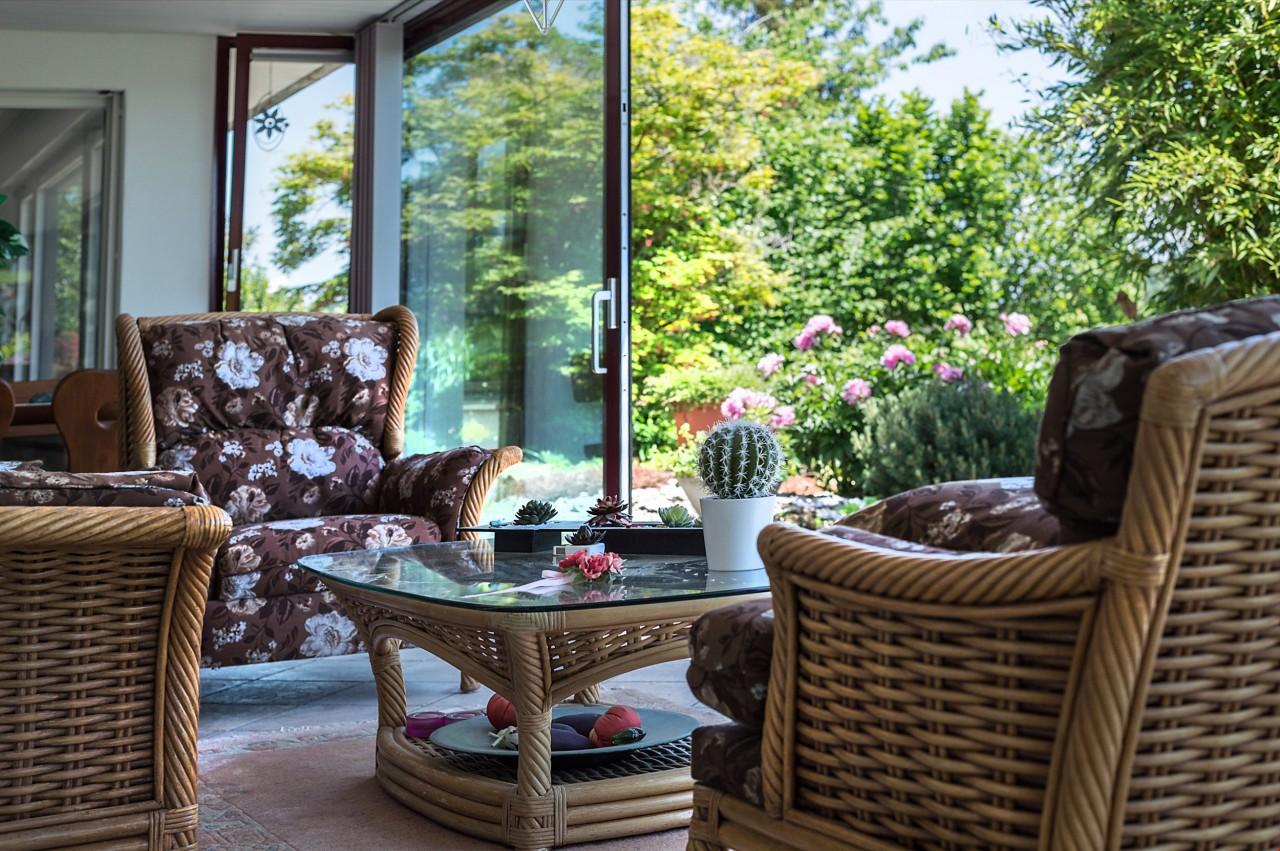 Wohnen inmitten einer prächtigen Gartenidylle - ImmoScout24