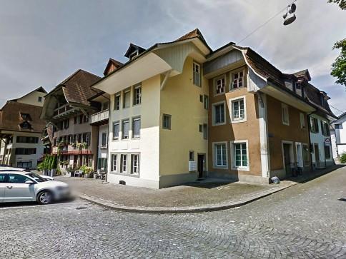 Wohnung mitten in der Stadt