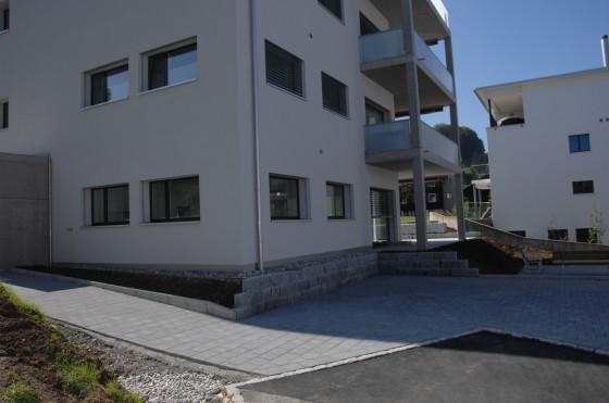 Parterre Wohnung
