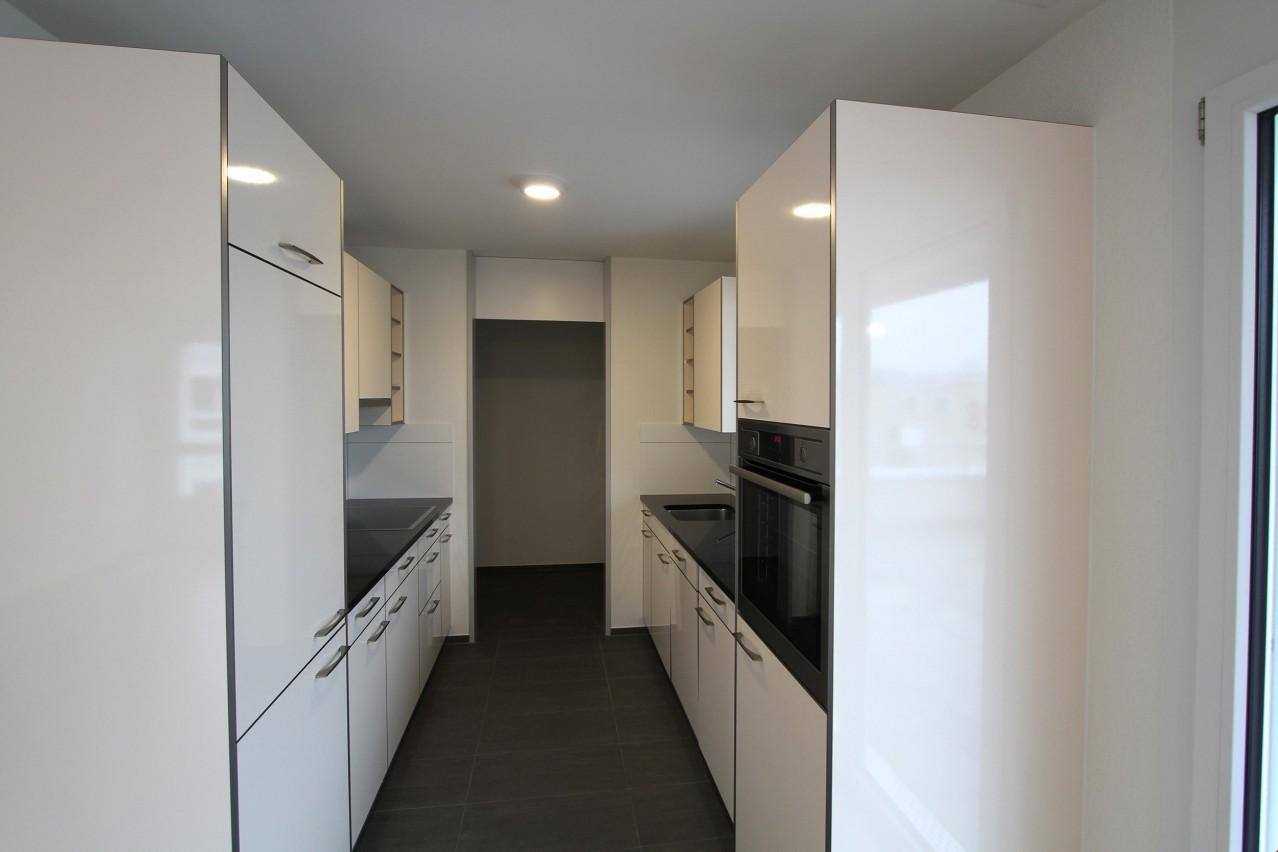 wundersch ne moderne attikawohnung immoscout24. Black Bedroom Furniture Sets. Home Design Ideas