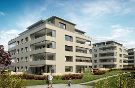 """2.5 bis 4.5 Zi-Wohnungen MFH B """" Riedtalbach"""" Zofingen"""