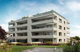 """2.5 bis 4.5 Zi-Wohnungen MFH C """" Riedtalbach"""" Zofingen"""