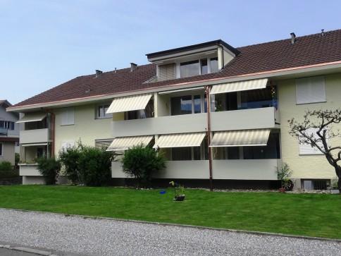 3.5 Zimmer-Dachwohnung mit Traumaussicht