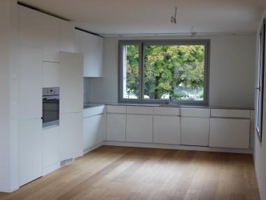 3,5-Zimmer-Eigentumswohnung (118 m2) mit Terrasse, 1. OG