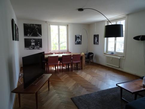 3.5-Zimmer-Wohnung im Herzen der Länggasse!