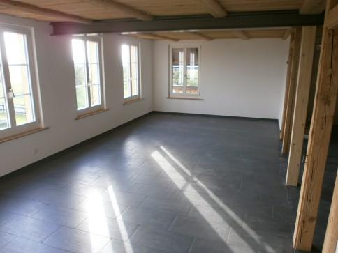 3.5 Zimmerwohnung mit Panoramablick sonnig