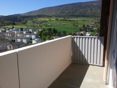 4 - Zimmer Dachwohnung mit Ausblick über Grenchen
