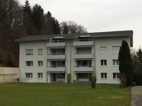 4.5 Zimmerwohnung an ruhiger Lage