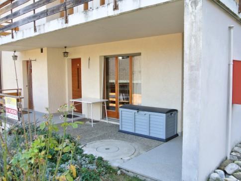 A Saisir, studio ou 2 pièces (cloison amovible) à Ovronnaz