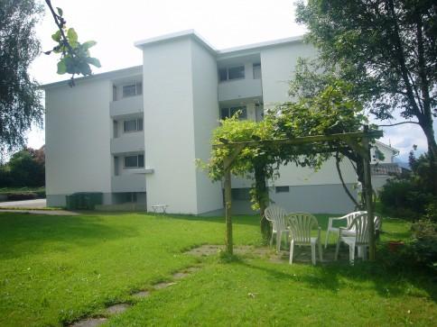 Ab 1. Oktober zu vermieten - schöne 4 Zimmer-Wohnung