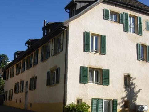 Appartement 3.5 pièces au 2ème