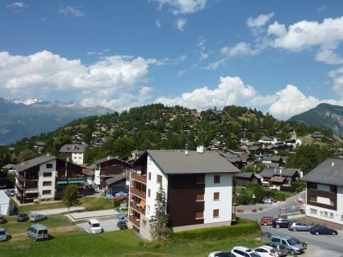 Appartement centre village - Vercorin - env. 5 min. des pistes de ski