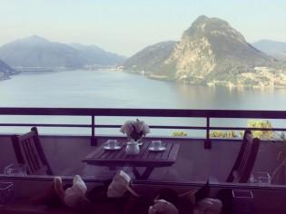 Attico meravigliosa vista lago a Lugano a Lugano Castagnola