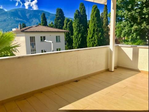 Bell'appartamento rinnovato ad Ascona