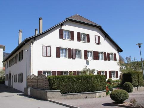Bévilard - appartement 3,5 pces rénové