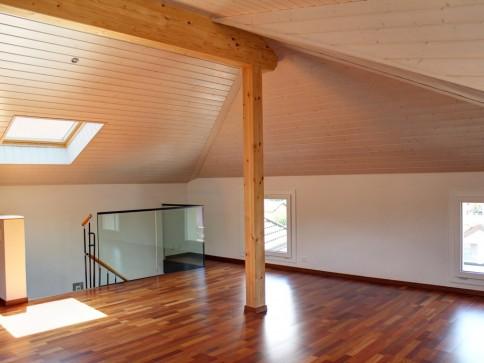 Bex : Bel appartement de 4.5 pièces en attique au centre du village