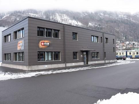 Büro- / Atelier- / Praxisraum im Güterareal Ost