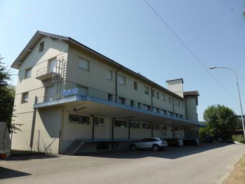 Büro- + Lagerräumlichkeiten in Aegerten (Kt. Bern)