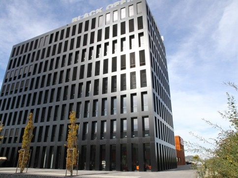Büro- und Praxisräume BLACK OFFICE, Teilflächen ab 45m2
