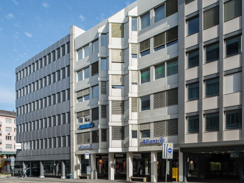 Büroflächen mitten in Olten - nähe Bahnhof