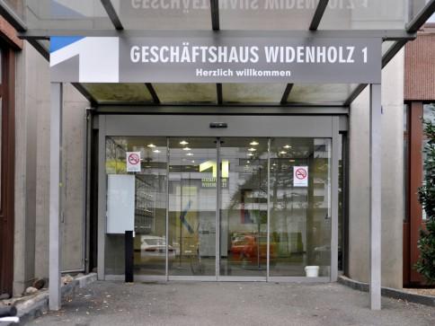 Büroräumlichkeit in Wallisellen