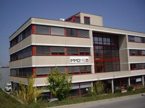 Bureaux d'env. 57 à 190 m2 à Givisiez