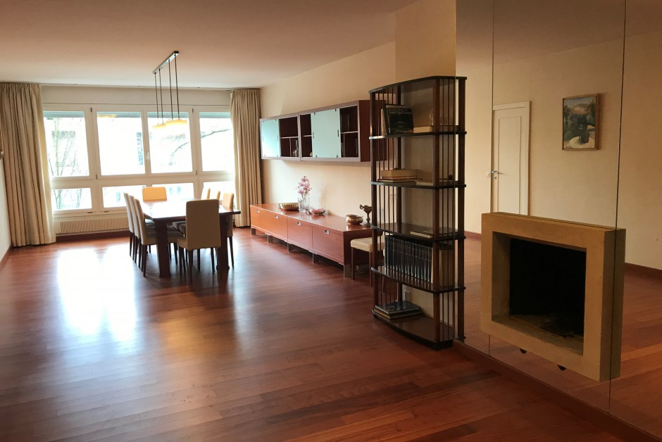 Champel appartement de standing louer immoscout24 for Appartement meuble a louer geneve