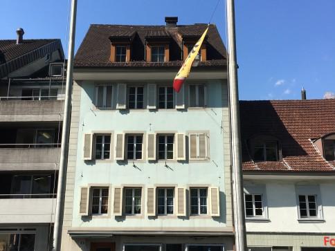 Charmante 4.5-Zimmerwohnung im Zentrum von Altdorf